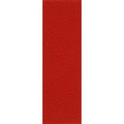 Immagine di Passatoia Stand, altezza 100 mt, colore rosso
