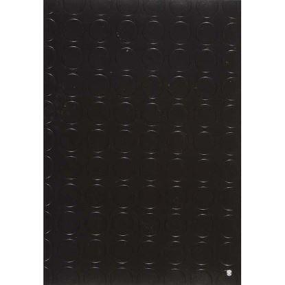Immagine di Pavimento pvc Bolflex, spessore 1 mm, 3xh1 mt, colore nero
