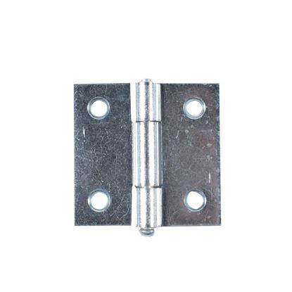 Immagine di 2 Cernier zincate, 75x65 mm