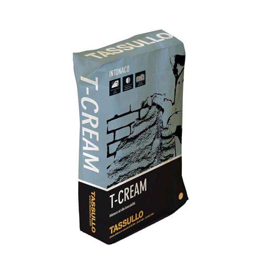 Immagine di Intonaco Tassullo, base calce ad alta lavorabilità per interni, sacco da 30 kg