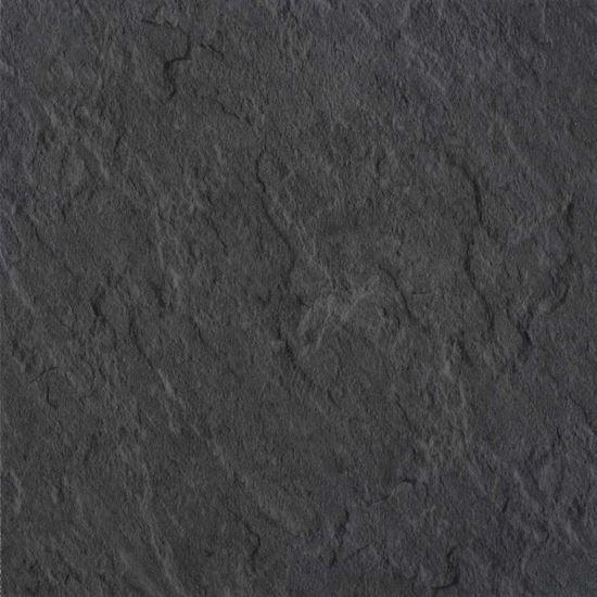 Immagine di Pavimento Desing, piastrelle adesive viniliche, spessore 1,5 mm, 11 pezzi da 30,5x30,5 cm, colore Slade Anthracite