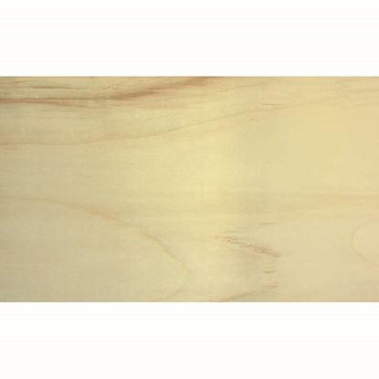 Immagine di Foglio pioppo, sezione, 20x1250x300  mm