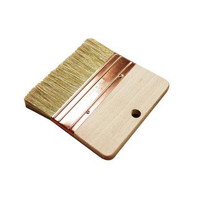 Immagine di Spatola Spalter, pennello largo senza manico per l'applicazione della pittura ad effetto come la velatura, 120 mm