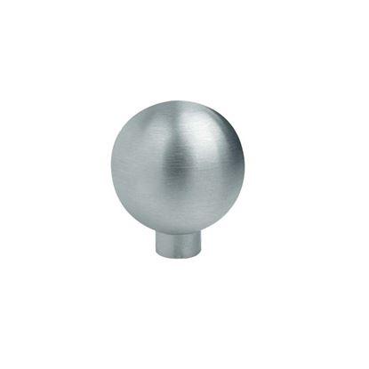 Immagine di Pomolo acciaio inossidabile, 15 mm