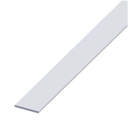 Immagine di Barra piatta alluminio argento, 20x2 mm, 1,0 mt