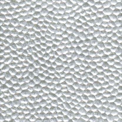 Immagine di Lamiera martellata, alluminio naturale, 250x500x0,5 mm