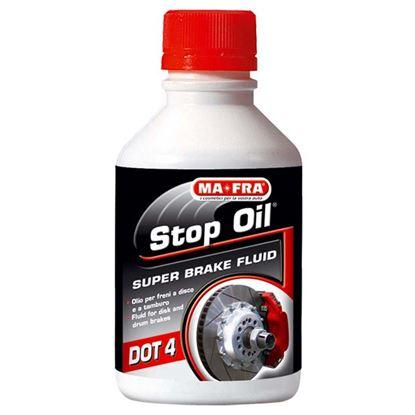 Immagine di Olio freni Ma-Fra, Stop Oil, Dot 4, indicato per vetture ad alte prestazioni, 1 lt
