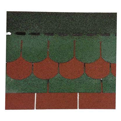 Immagine di Tegole bituminose, per copertura tetti