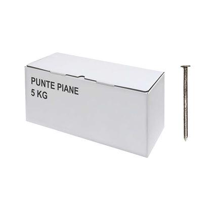 Immagine di Punte piane, 5 kg, 15x50 mm