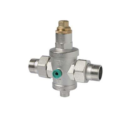 """Immagine di Riduttore pressione, IVR, bocchettonato, sede inox, MM 1/2"""""""