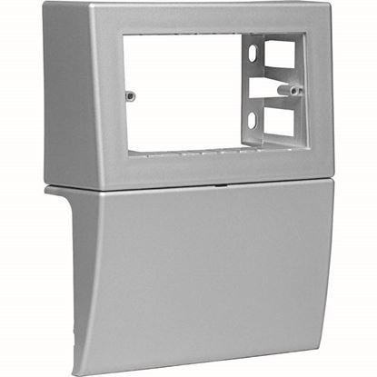 Immagine di Scatola alluminio, 4 moduli