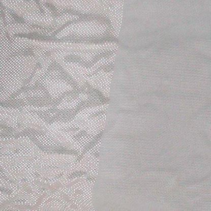 Immagine di Coppia tenda Ambra, in organza, 140xh280 cm, colore crema