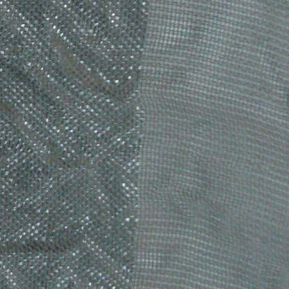 Immagine di Coppia tenda Ambra, in organza, 140xh280 cm, colore grigio