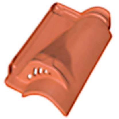 Immagine di Tegola Tognana, per aerazione, colore rosso
