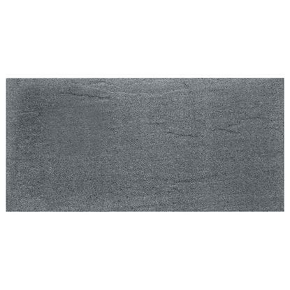 Immagine di Pavimento Bagattini, in cemento, 30x60 cm, pietra indiana grigia