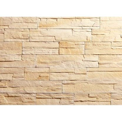 Immagine di Placchetta Lipari, in cemento, formati regolari, esterno/interno,  spessore da 1/2 cm, confezione 0,80 m², colore beige