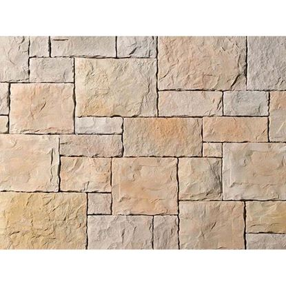 Immagine di Placchetta Caprera, in cemento, formati regolari, esterno/interno, spessore da 3/4 cm, confezione da 1 m², colore beige