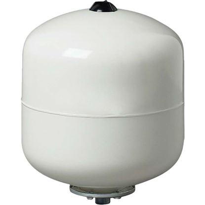 Immagine di Vaso espansione 8 lt, a norme alimentari, membrana EPDM, pressione max di esercizio 10 bar, precarica 2,5 bar