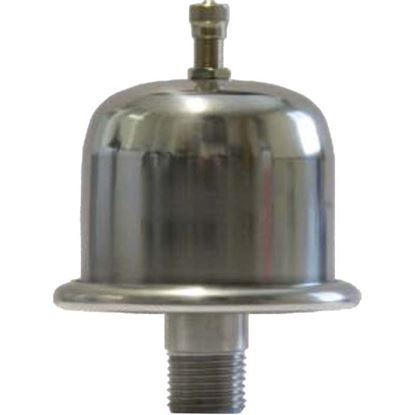 """Immagine di Vaso anticolpo di ariete, 1/2"""", acciaio inox"""