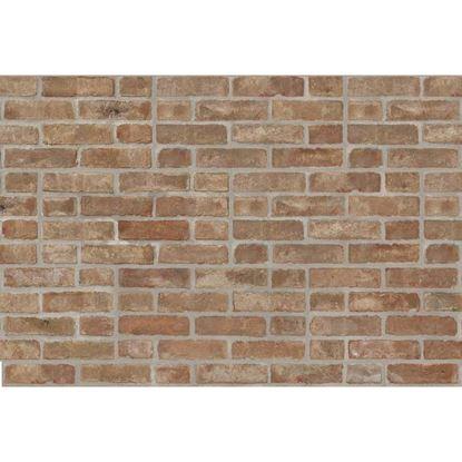 Immagine di Placchetta brick 31x62 cm, gres porcellanato, confezione da 1.35 m²