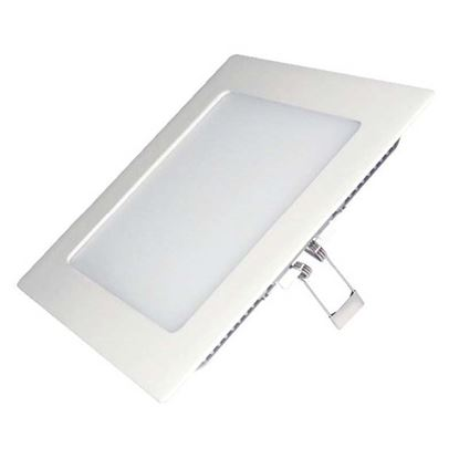 Immagine di Pannello quadro, a led, 18 W, 225x225 mm, 4000 K, IP20, 1270 lumen