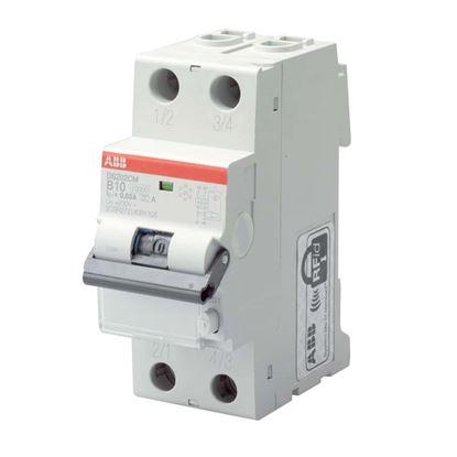 Immagine di Interruttore magnetotermico differenziale ABB, 6 kA, 2P, 30 mA, C20