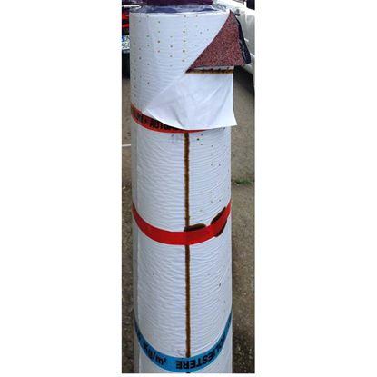 Immagine di Membrana ardesiata , 3,5 mm, armatura in poliestere, autoadesiva, rotolo h1 x 10 mt, flessibilità a freddo -25°C