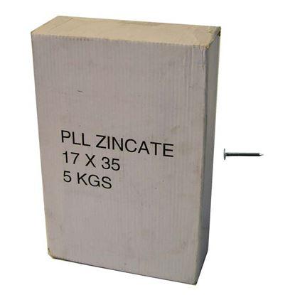 Immagine di Punte piana larga, 5 kg, 17x22 mm