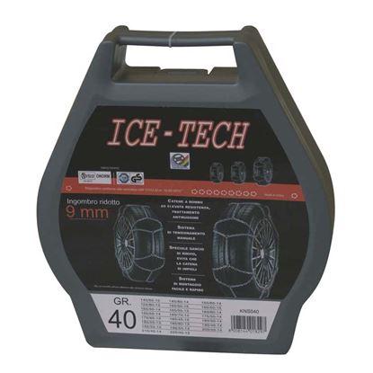 Immagine di CATENE NEVE 9 mm GR  95 ICE TECH