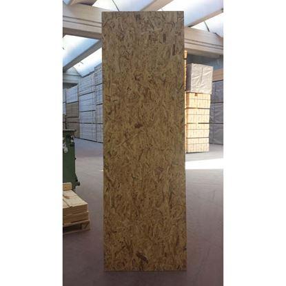 Immagine di Osb, 250x125 cm, spessore 18 mm