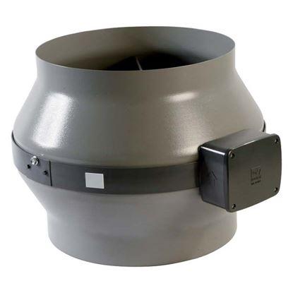 Immagine di Aspiratore assiale Vortice CA100MD Ø100 mm portata 245 m³/h