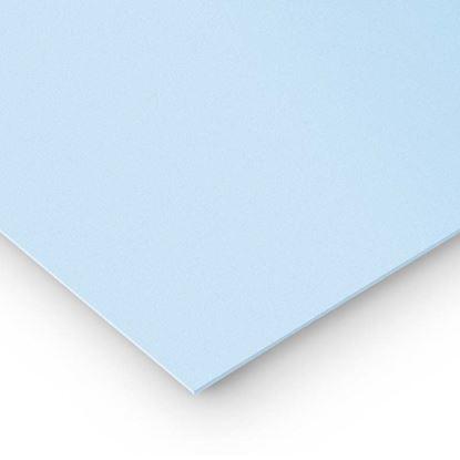 Immagine di Poli propilene compatto blu, 100x50 cm
