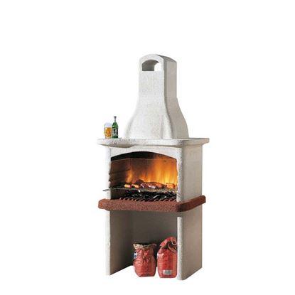 Immagine di Barbecue Palazzetti Catania 2 legna/carbonella