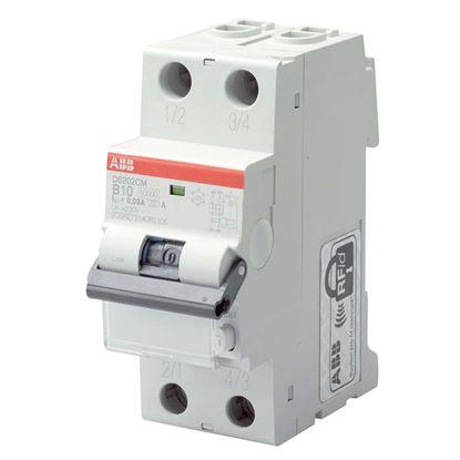 Immagine di Interruttore magnetotermico Abb, 1P+N, 4,5 kA, 10 A