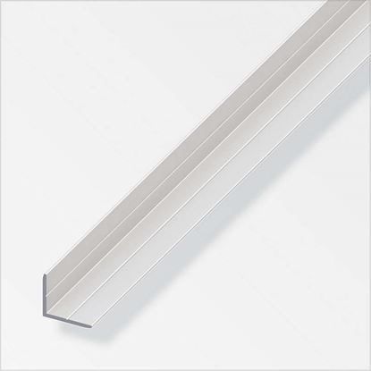 Immagine di Angolare clampline, alluminio argento,  1,00 mt,  10/13