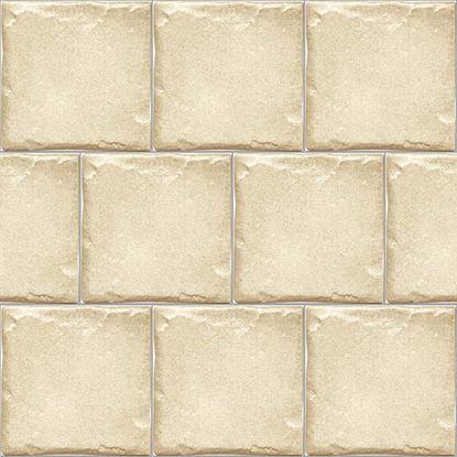 Immagine di Rivestimento country 10x10 cm, monocottura, spessore 8,5 mm, confezione 0,88 m², colore beige