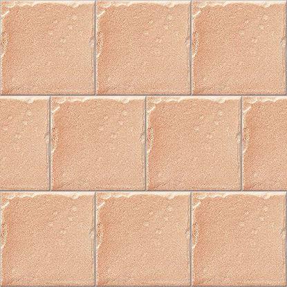 Immagine di Rivestimento country 10x10 cm, monocottura, spessore 8,5 mm, confezione 0,88 m², colore rosa