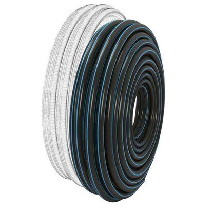 Immagine di Tubo polietilene, PE 100, PN 16, Ø 50 mm, spessore 4,6 mm, prezzo al metro