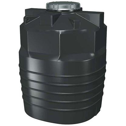 Immagine di Serbatoio verticale acqua potabile da interro, 5000 lt