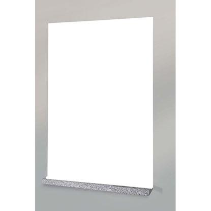 Immagine di Zanzariera a rullo,  per finestra verticale, bianco, 80x170 cm