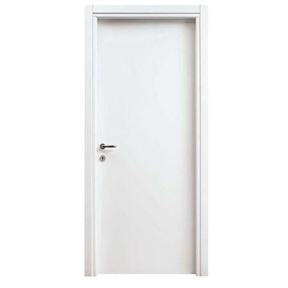 Immagine di Porta Tatiana reversibile, battente, bianca, 70X210 cm