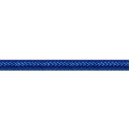 Immagine di Bobina elastico naturale, blu elettrico, Ø10 mm, 45 mt