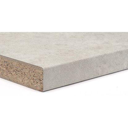 Immagine di Top cucina, pietra sabbia, 38x2040x600 mm