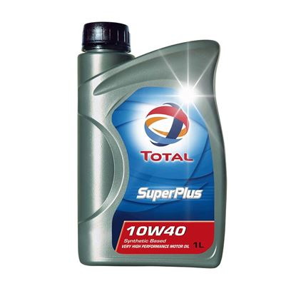 Immagine di Olio Total super plus 10w40, 1 lt