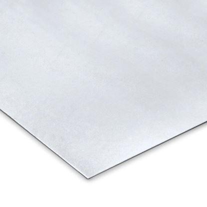 Immagine di Poli propilene compatto incolore, 100X50 cm