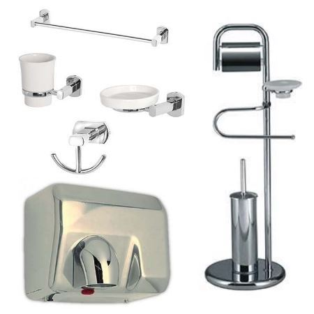 Immagine per la categoria ACCESSORI BAGNO